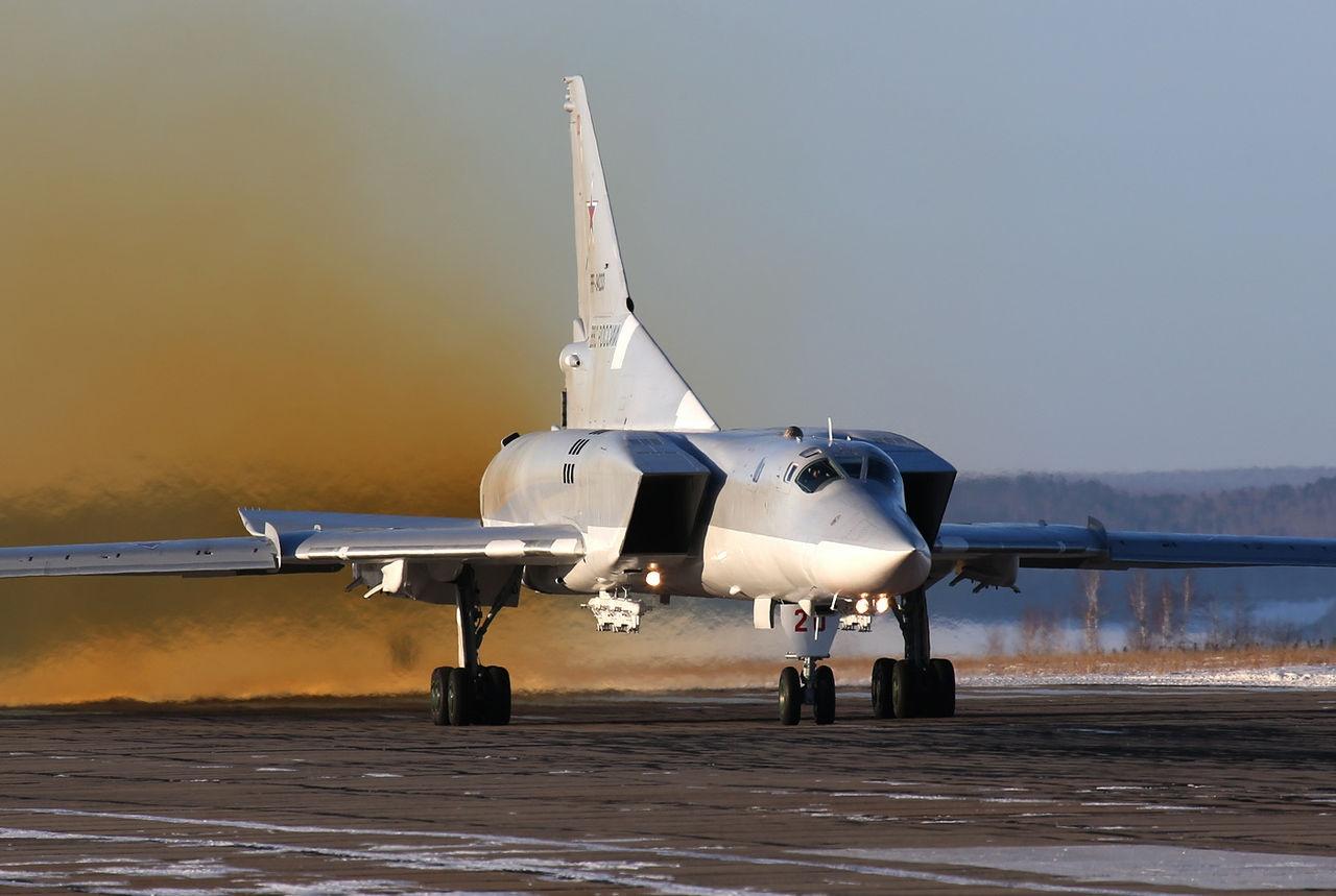 Ту-22М3 и Ту-95 уничтожат «противника» в Таджикистане