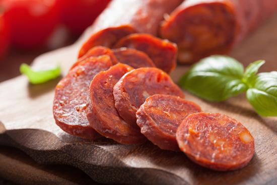 Чоризо: главная колбасная гордость испанской кухни