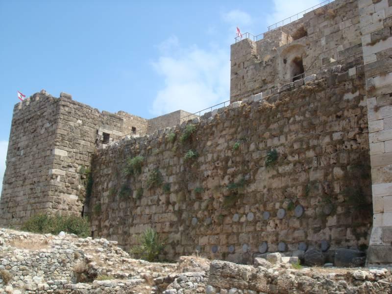 Крепость Джубейля