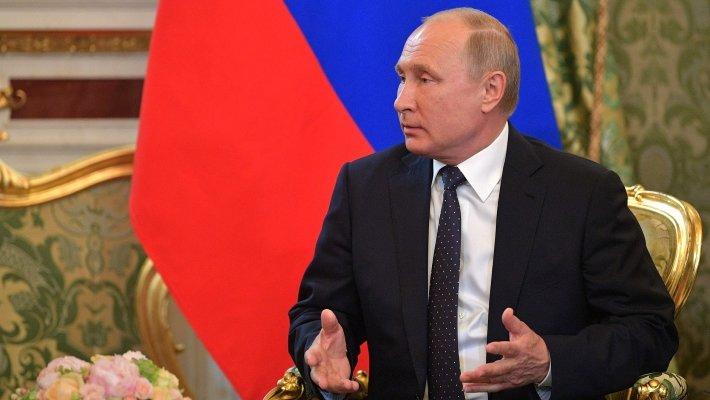 Путин заявил о серьезных рис…