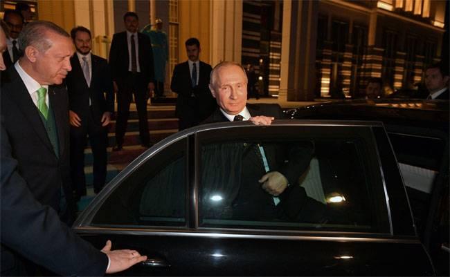 СМИ США: Эрдоган не будет сближаться с Путиным - Россия слишком бедна