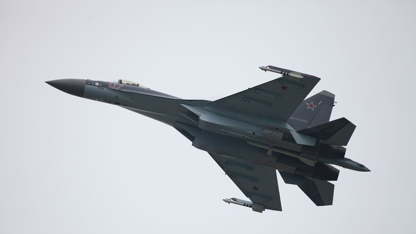Индонезия не намерена отменять сделку по закупке истребителей Су-35 из-за США
