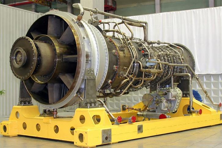 """""""ОДК-Сатурн"""" завершило испытания и подготовило производство газотурбинных морских двигателей"""