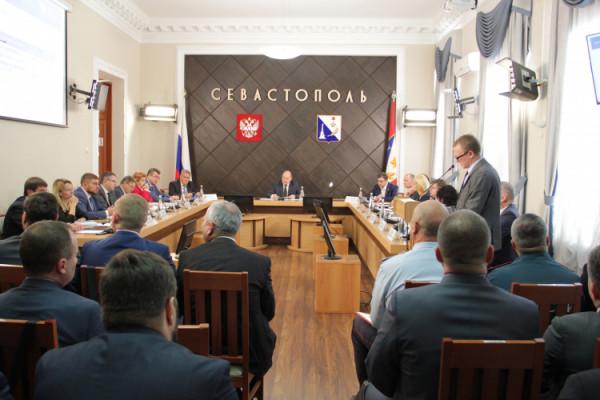 В Севастополе идет активная …