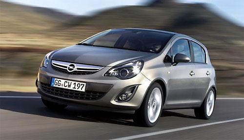 В Беларуси начнут собирать Opel Corsa
