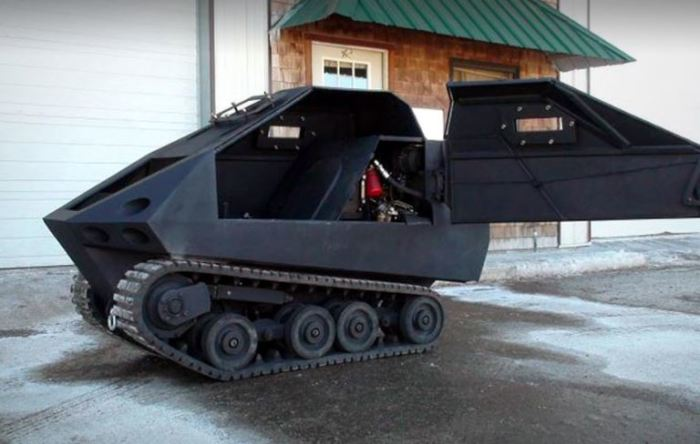 Десятка самых странных транспортных средств