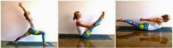 Последовательная йога для те…