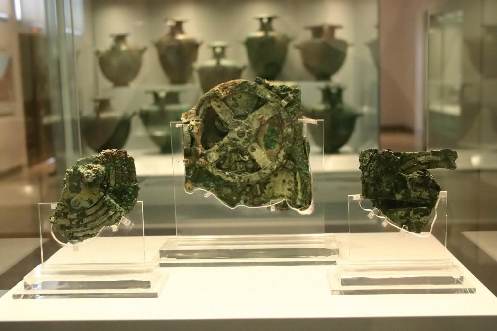 Компьютер  в Древней Греции