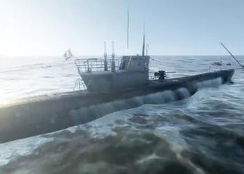 Вышел геймплей игры от первого лица про фашистскую подводную лодку