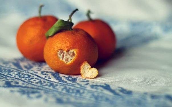 В кожуре мандаринов - огромн…