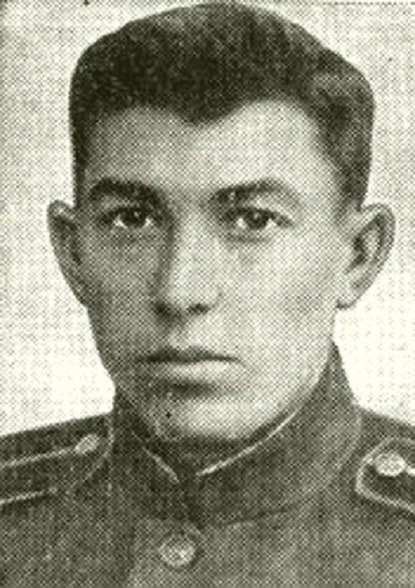 Герои Советского Союза. Иван Спиридонович Немцев
