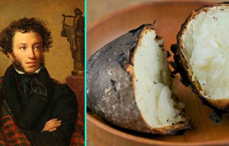 Какие блюда предпочитали известные нам великие писатели и художники