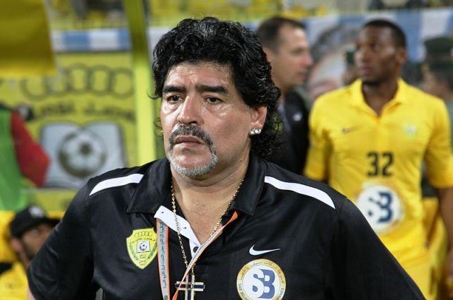 Марадона назвал придуманным пенальти в финале ЧМ-2018
