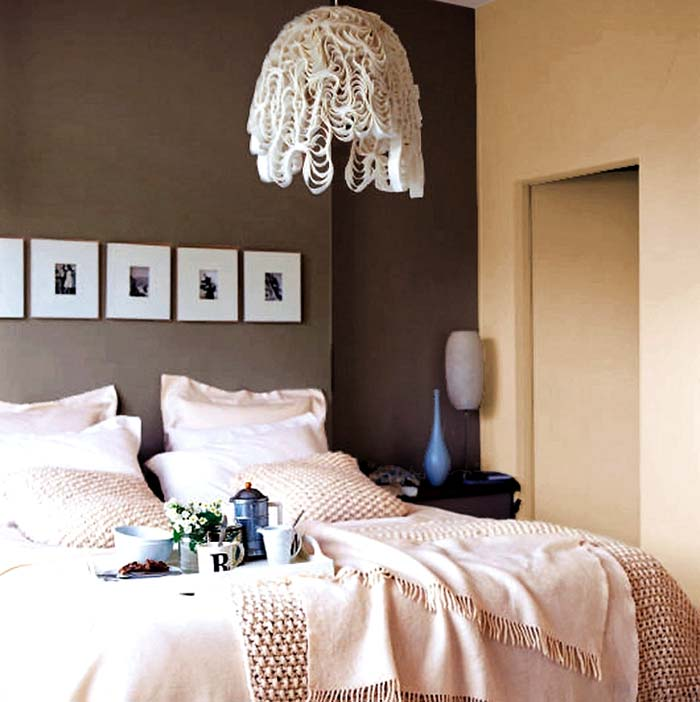 Аксессуары для интерьера спальни