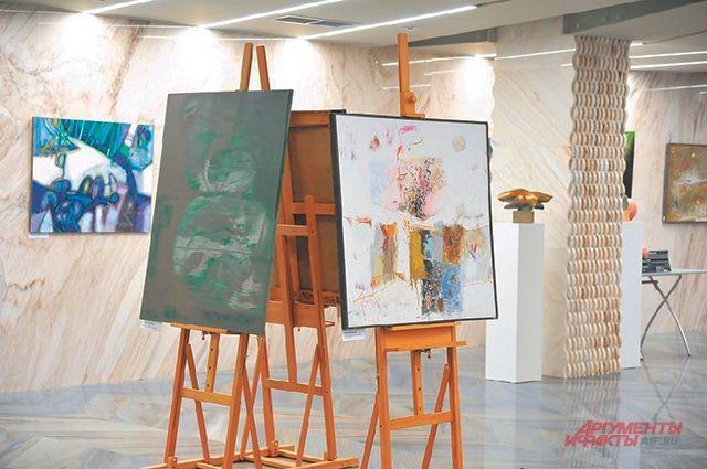 Где в Москве можно увидеть выставку белорусских художников?
