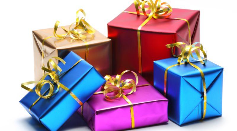 Как красиво упаковать подаро…