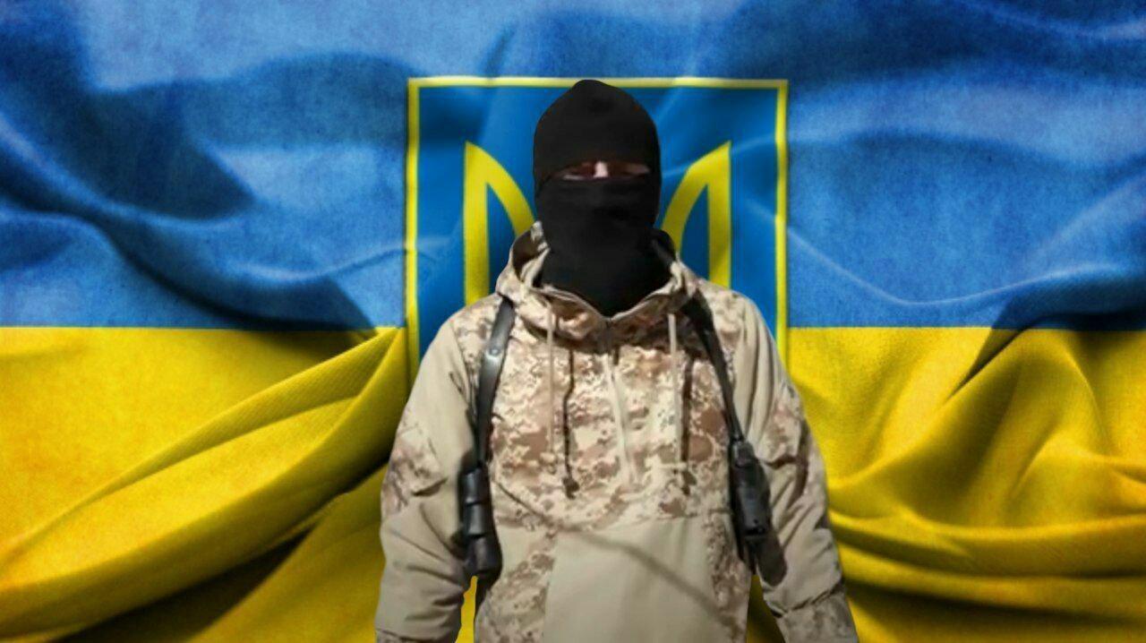 Гнездо террористов на Украин…
