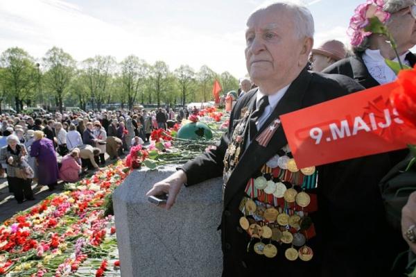 Русские соотечественники Прибалтики обеспокоены ущемлением прав ветеранов