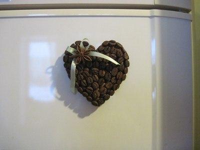 Кофейный магнит
