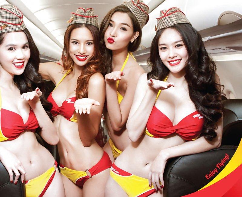 Авиакомпании исполняют любой каприз