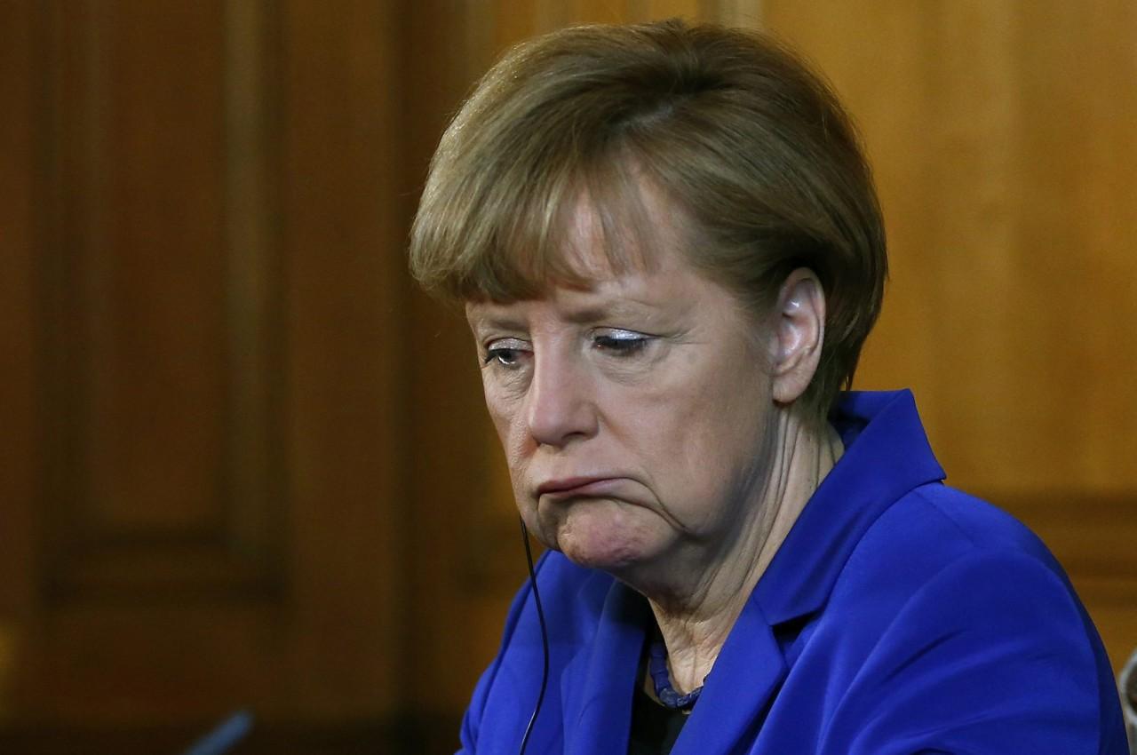 ХСС «дожал» Меркель в вопрос…