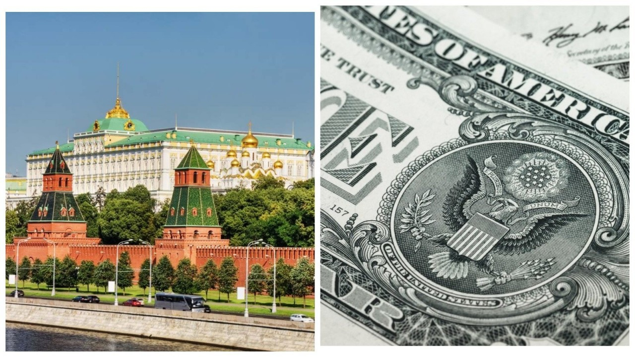 Отчет пошел: у доллара есть десять лет в российской экономике