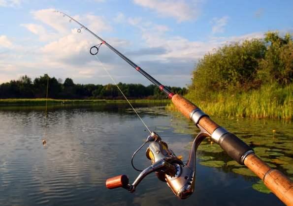 Съездили, называется, на рыбалку