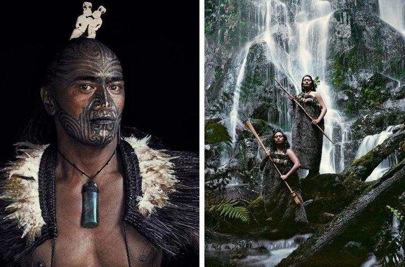 Народ маори, Новая Зеландия африка, народ, племя, фото, фотограф, фотография, фотомир, фотопроект