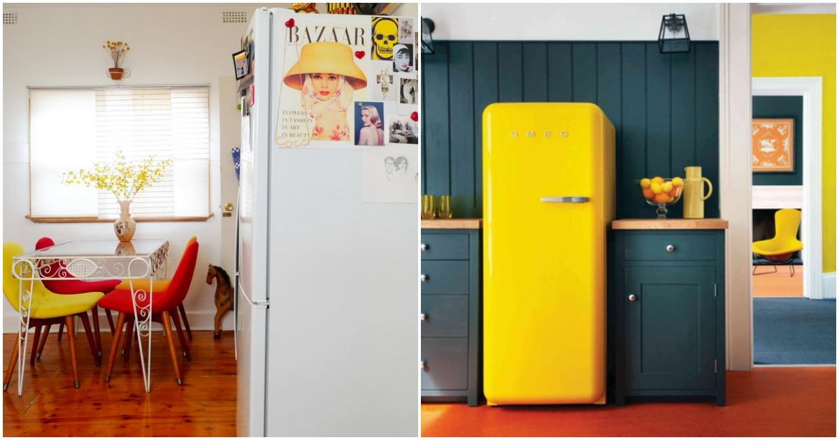 Ретро стиль в дизайне кухни — классика в сочетании с новыми технологиями