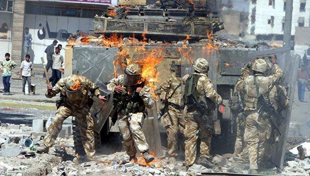 Вторая иракская война