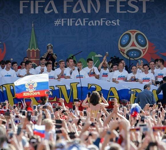 РФС будет ходатайствовать о присвоении игрокам сборной званий «Заслуженный мастер спорта»