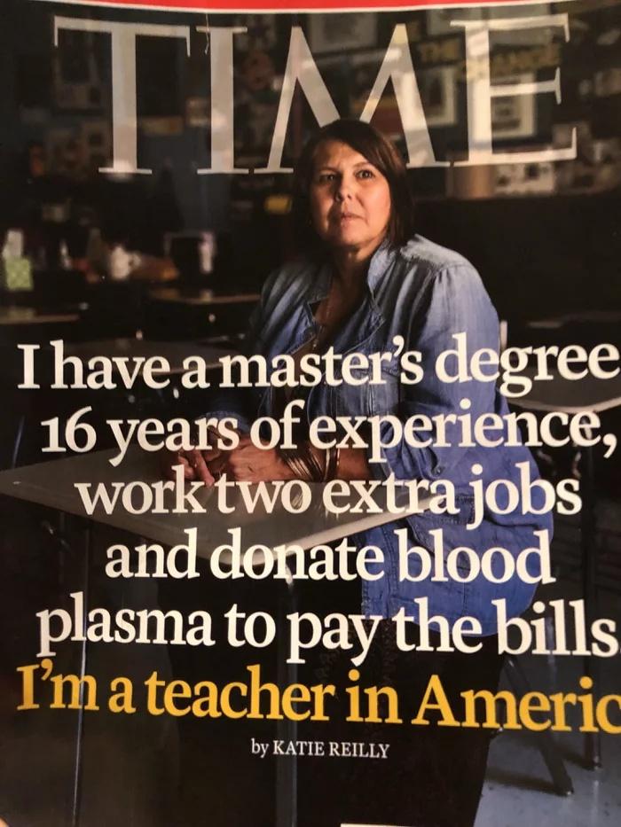 Тяжёлая жизнь учителей, проблема порно и безумство ФРС США