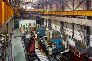 В Атомэнергомаше приступили к изготовлению оборудования для первой АЭС с реактором ВВЭР-ТОИ