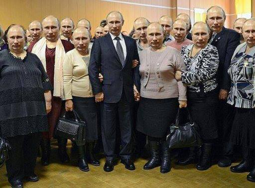 Путин слил пенсионеров Росси…