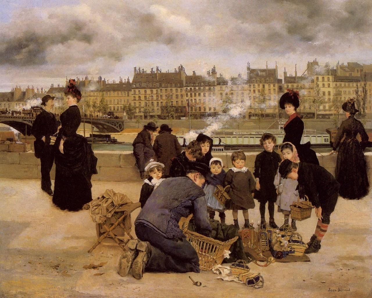 Жан Беро (Jean Béraud), 1848-1935
