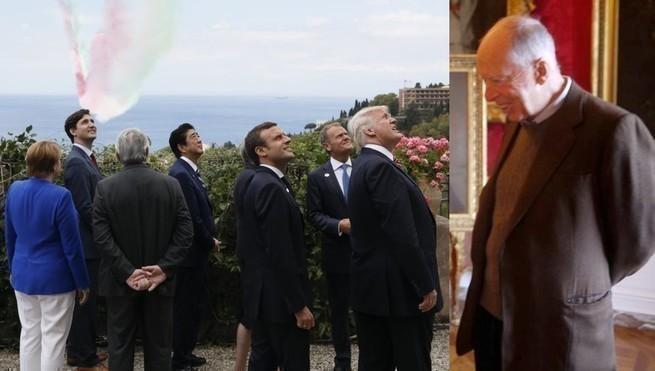 Чему Ротшильды западных «лидеров» обучают или как функционирует «дип стэйт»  ( 2 часть)