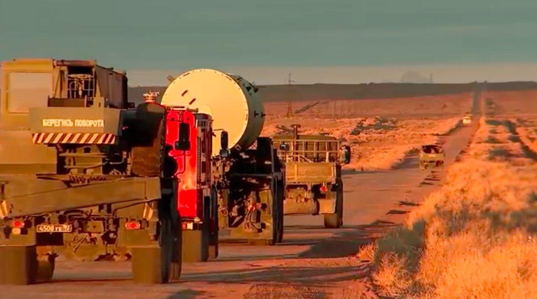 Опубликовано видео испытаний новой российской противоракеты