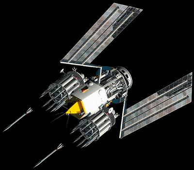 Русский космический «мусор» напугал Вашингтон