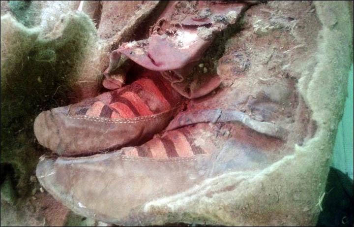 """Загадок у древней """"мумии в кроссовках"""" стало меньше — умерла она от удара по голове"""