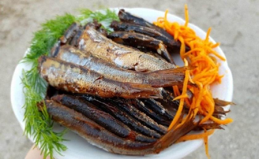 Домашние шпроты из любой мелкой рыбы