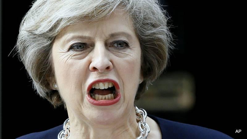 Хайли лайкли, Британия убила…