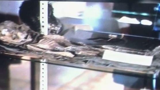 Обработка фото «пришельца» раскрыла 60-летнюю загадку