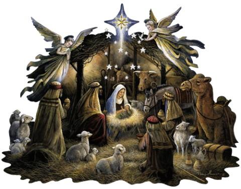 Рождественская сказка П.Коэльо.