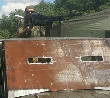 Командир сербского отряда в Донецке выступил в защиту Путина
