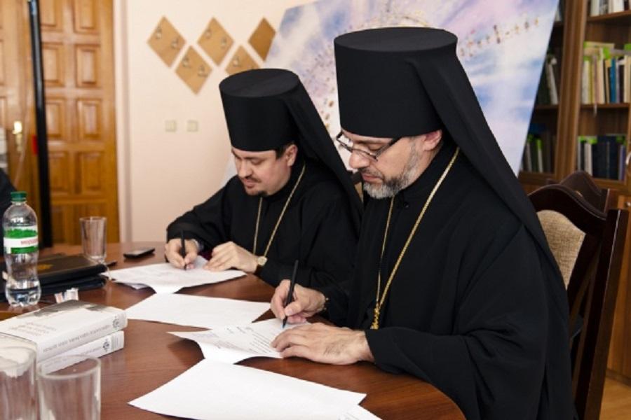 Экзарх патриарха Варфоломея на Украине чествует нацистов и вешателей