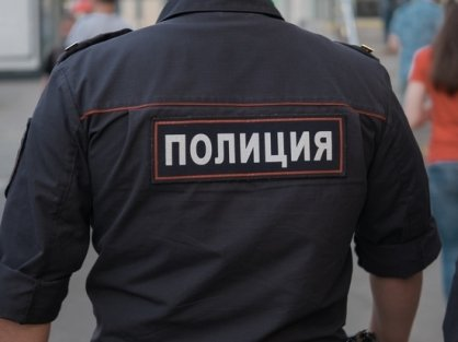 В центре Ярославля на улице Володарского проходят учения МВД