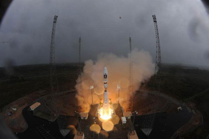 Лучшие космические фотографии за октябрь 2011