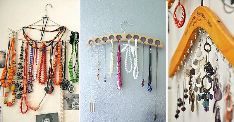 13 удивительных идей для хранения любых украшений. Я восхищена № 5.