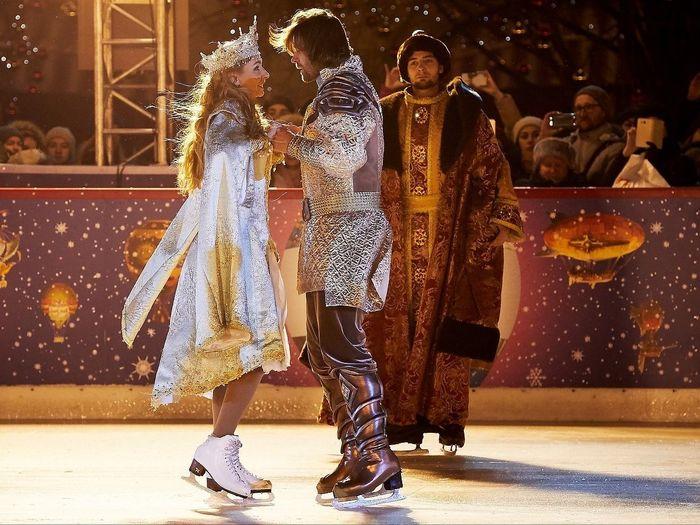 Чудо на льду или «Руслан и Людмила». Почему надо обязательно увидеть шоу Навки