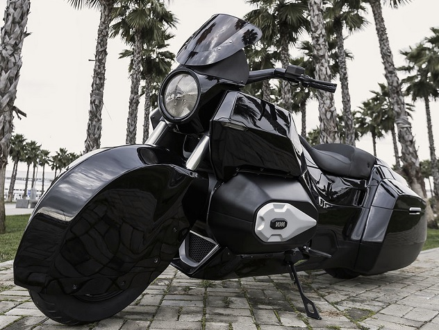 Каким будет мотоцикл «Кортеж» для эскорта президента